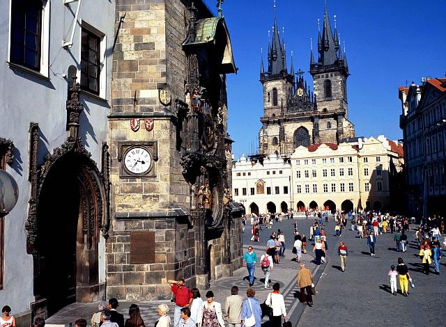 Туры в Чехию из Москвы в июле