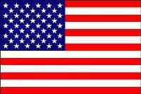 Государственный флаг США, известный также как Звёздно-полосатый флаг