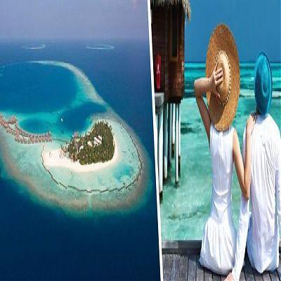 Горящие Мальдивы