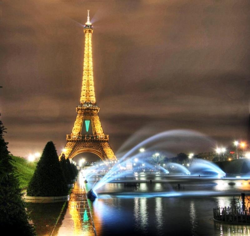 Франция из Москвы