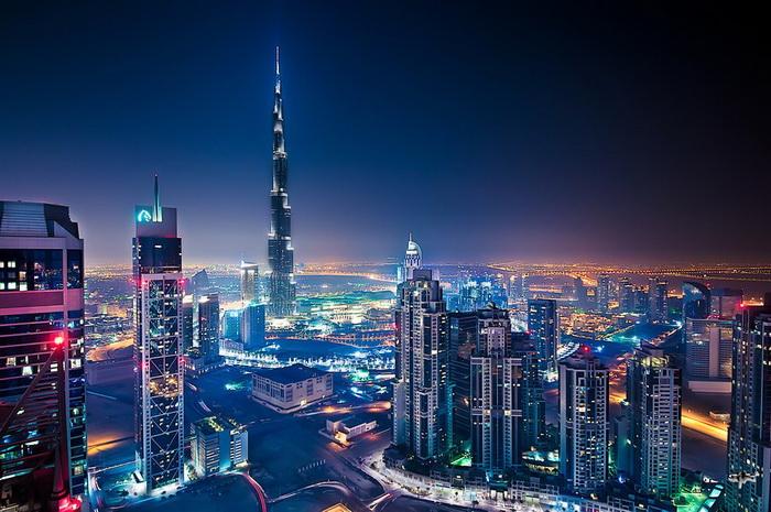 Обедненные Арабские Эмираты