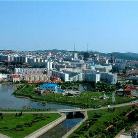 Города Китая, описание Суйфэньхэ