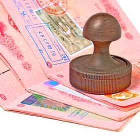 Без оформления визы в Китай