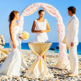 Символические свадебные церемонии на Тенерифе. Испания