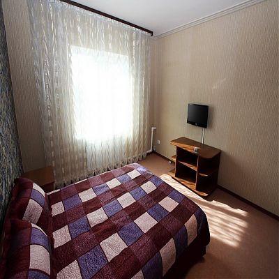 Санрайс Андеевка стандарт плюс с двумя односпальными кроватями