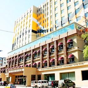 Гостиница «Кунь Лунь» в Хуньчуне