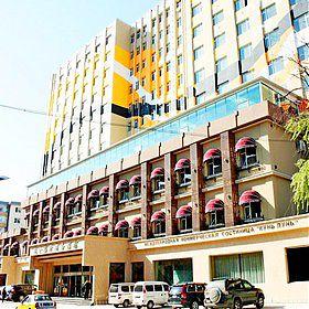 гостиница Кунь- Лунь Хуньчунь