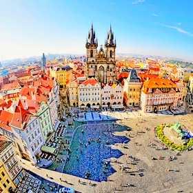 Туры в Чехию в октябре