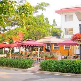 Гостиница «Голинь» в Бэйдайхэ