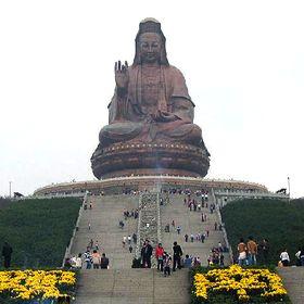 Города Китая. Фошань