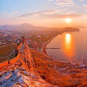 Туры в Крым в Судак июль