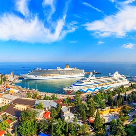 Туры в Крым а Ялту июль