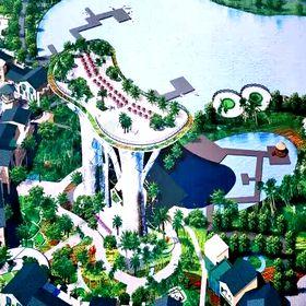 Строительство уникального парка на о. Хайнань