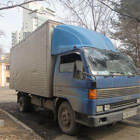 Трехтонный грузовик
