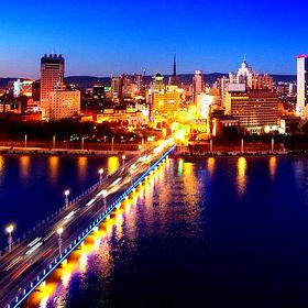 Города Китая. Яньцзи