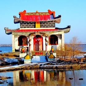 Города Китая. Удаляньчи