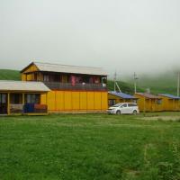 База отдыха Полинка. Славянка