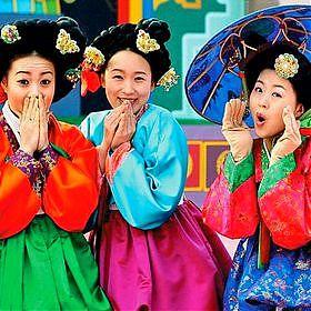 Встреча Нового в Южной Корее