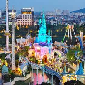 Осенние каникулы в Сеуле