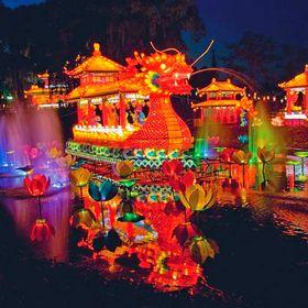 Новогодний Пекин из Хабаровска