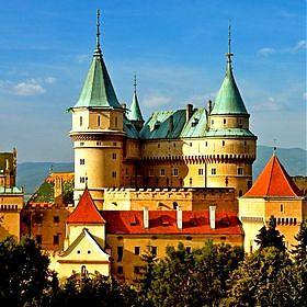 Туры в Словакию из Москвы в Хабаровске