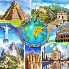 7 новых Чудес света