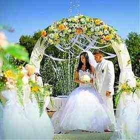 Мы осветим зарождение Вашей Семьи! Первые фото и видео свадебной церемонии!