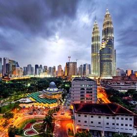 Малайзия из Хабаровска в октябре