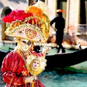 Венецианский карнавал - посетите костюмированный праздник вместе с нами