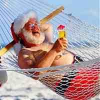 Новый год на Кубе – это несчетные пляжи с белоснежным песком, чистейшей водой и теплыми волнами