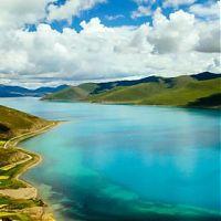 озеро Ямдрок-цхо