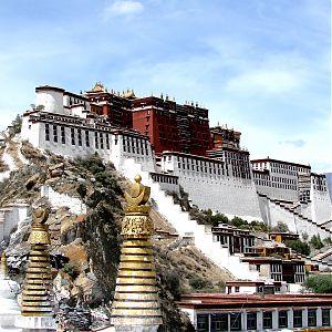 Тур на Тибет