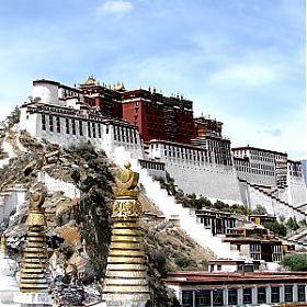 Священный Тибет