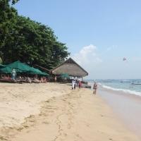Нуса Дуа пляж Бали