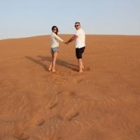 Дубай пустыня