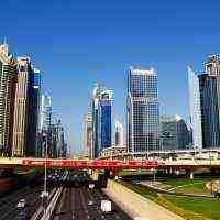 Улицы Дубай