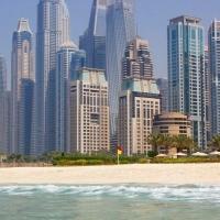 Каменные джунгли Дубай