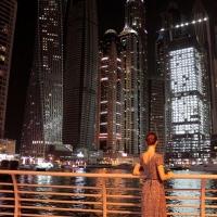Дубай - Марина