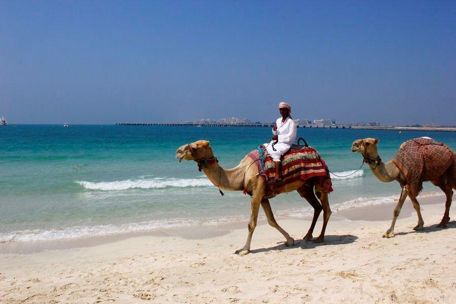 Горящие туры в ОАЭ из Хабаровска