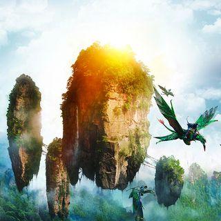 Летающие горы «Аватар» 6 дней