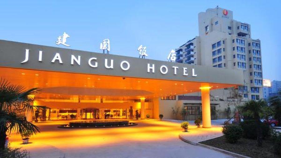 Xi An Jianguo hotel