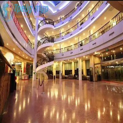 Гостиница «Приморский сад» в Бэйдайхэ