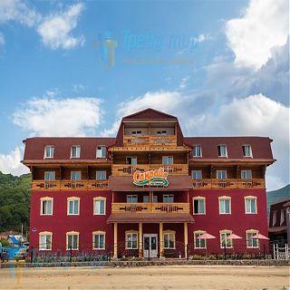 Отель Санрайс