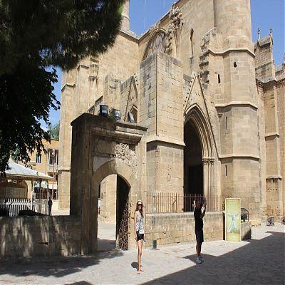 Кипр монастырь Киккос