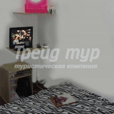 "4-х местный номер ""Эконом"". База ""Милана"