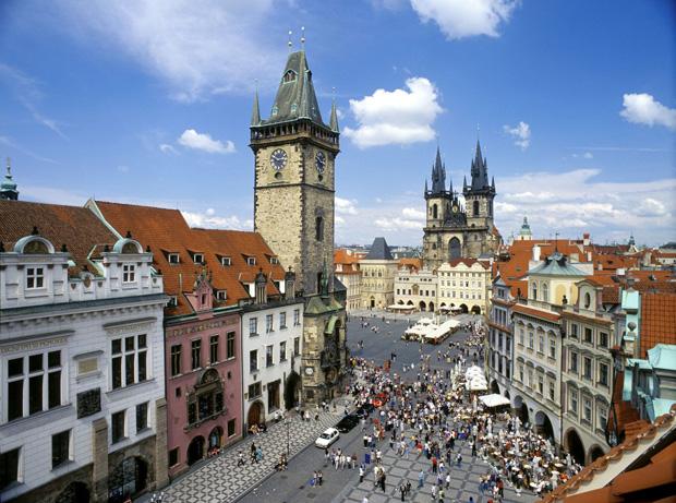 Туры в Чехию из Москвы в июне 2018 года