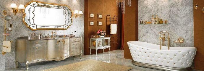 Производители мебели для ванной комнаты (сайты)