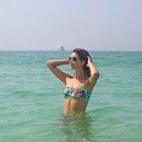 Пляж Дубай