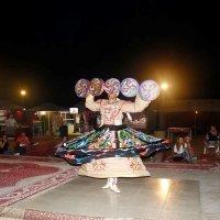 Танец Дубаи