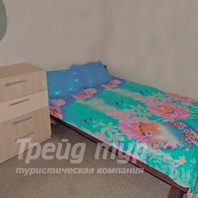 """3-х мест. номер эконом в """"Синим"""" корпусе №2"""